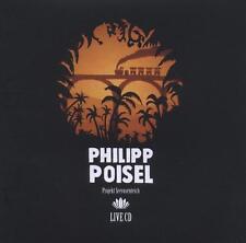 PHILIPP POISEL - Projekt Seerosenteich (Live) -- CD  NEU & OVP