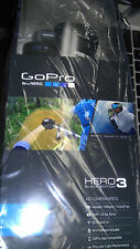 GoPro HD Hero3 Hero 3 Black #CHDHX-301/NV WIFI 12MP 1440P MODIFIED NIGHT VISION