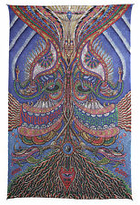 YES YES NO NO-SPECIAL EDITION OPTICAL ILLUSION-TAPESTRY-BEACH, WALLHANGING-60X90