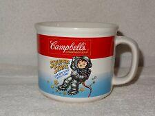 Campbell's Soup Souper Stars Chicken With Stars Mug- Boy Astronaut- 1990