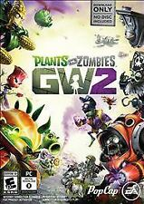 Plants vs. Zombies GW2 Video Game (PC Digital Download)  SEALED NEW (GS 39-1)