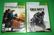 COD Advanced Warfare + Titanfall - Combo Pack X360 *Free Shipping!