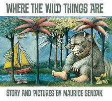 Where The Wild Things Are By Maurice Sendak - Hard Cover