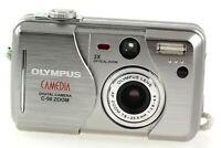 Olympus Camedia Digital Camera C-50 Zoom Kamera mit 7.8-23.4mm 2.8-4.8 Optik