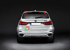 BMW X5 F15 REAR SPOILER ON THE ROOF FOR AN AERODYNAMIC LOOK