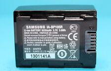 Original Samsung iA-BP105R Battery HMX-F80 HMX-F80BN/XAA HMX-F80SN/XAA Camcorder