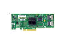 LSI SAS3081E-R 3Gb/s 8-Port Low Profile RAID Storage Controller