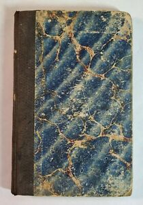 Antique American Sunday School Union Book 1834 - The Ring Leader