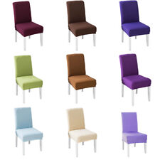 Elastic Chair Cover For Home Dining Room Wedding Party Hotel Decor Chairs Case