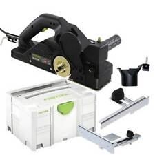 Festool rabot HL 850 EB-plus hl850eb-plus 574550 avec accessoires en systainer