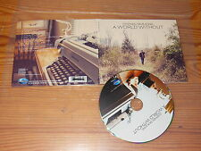 STEPHEN SIMMONS - A WORLD WITHOUT / DIGIPACK-CD 2016