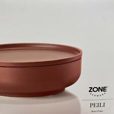 Zone Denmark Salad Bowl With Lid/plate. Brand New In Box