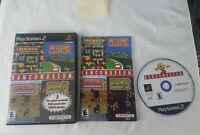NAMCO MUSEUM PS2 COMPLETE IN CASE GREAT CONDITION
