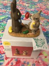 Dean Griff Charming Tails - Want a Bite? 83/379 in Box Retired Rare. Easter