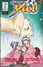 VAMPIRE YUI #4 (2002) IRONCAT COMICS