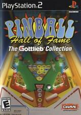 Pinball Hall of Fame The Gottlieb Collection PS2 New Playstation 2