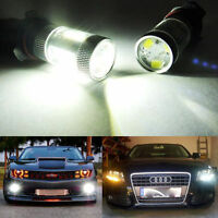 2× SAMSUNG LED 15W P13W Bulb Fog Daytime Running Head Light Bulb DRL White  Audi