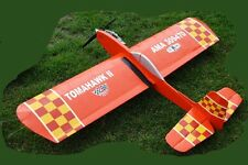 "Model Airplane Plans (UC): Tomahawk II 46"" Profile Stunt for .35 (orig. Veco)"