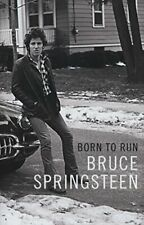 Born to Run by Springsteen, Bruce Book The Cheap Fast Free Post