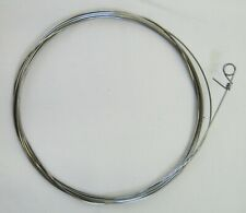 More details for harpsichord wire/string-3m, 4m, 6m, 9m lengths - double loop-roslau-piano wire