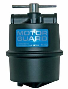 Motor Guard 00250 Compressed Air Filter, Sub-micronic - 100 Cfm