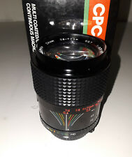 CPC 28-70mm/f3.5-4.5 Macro Lens for Minolta MD (BRAND NEW!)