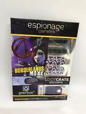 Espionage Cosmetics Borderlands Moxxi Nailwraps