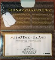 Corgi Unsung Heroes Vietnam Series II M48 A3 Patton Tank U.S. Army US50303 NEW
