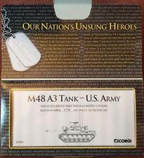 Corgi Unsung Heroes Vietnam Series II M48 A3 Patton Tank U.S. Army US50303 NEW