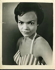 "Eartha Kitt Original 8x10"" Photo #H4270"