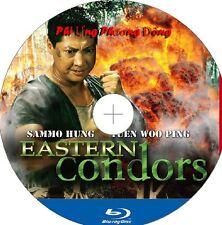 PHI ƯNG PHƯƠNG ĐÔNG - Eastern Condors(1986)- Phim Le Blu-Ray - Sammo Hung - USLT