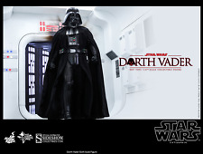 STAR WARS HOT TOYS DARTH VADER EPISODE IV 1:6 SCALE ACTION FIGURE HOTMMS279