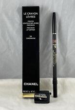 Chanel Le Crayon Levres Crayon Pecision Lip Definer ~ 23 CARDAMONE ~ 1g / .03 Oz