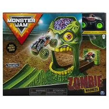 Monster Jam Zombie Madness Freestyle Playset