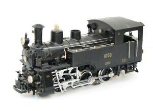 """LGB Spur G 22470 Dampflok HG 3/3 SBB-Brüningbahn """"Bühler-Motor"""" MA14126"""