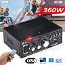 360W numérique HIFI amplificateur Audio stéréo ampli Tuner Radio SD USB FM micro