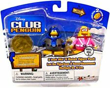 Club Penguin Series 9 Mix N Match Mini Figure Pack Shadow Guy Gamma Girl