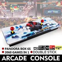 New Pandora Box 11s 2060 in 1 Retro Video Games Double Stick Arcade Console
