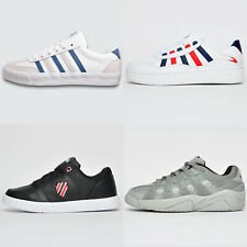 K SWISS Classic Leather Heritage Retro Casual Fashion Sneakers Trainers