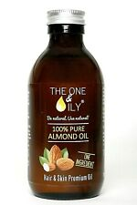 100% Pure Premium Almond Oil For Hair And Skin 200ml