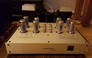 Conrad Johnson Premier 8A - mono block tube power amplifier