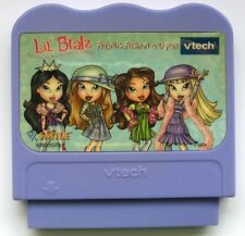 vtech V.Smile Systems Lil Bratz Friends Fashion Fun Learning Game Cartridge