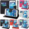 Custodia Cover Portafoglio Finta Pelle Samsung Galaxy Grand Plus/Neo/Lite i9060