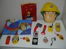 Fireman Sam Toys Accessories Set for a Fireman Sam fan