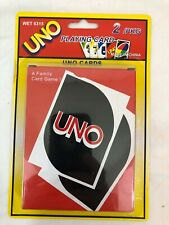 New Vintage UNO Playing Cards International Games Inc A Family Card Game