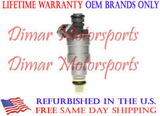 OEM BOSCH Single Fuel Injector fits 1987-1988 924 S Coupe 2.5L