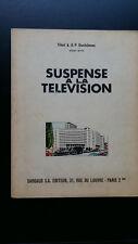 Ric Hochet Album de représentant Suspense à la Télévision EO rarissime