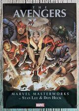Minty 1st Printing Marvel Masterworks The Avengers Volume 2 TPB