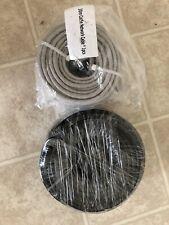 LOT OF 7 100 FT 30 m CAT5e RJ45 Ethernet LAN Network  READ DESCRIPTION PLEASE