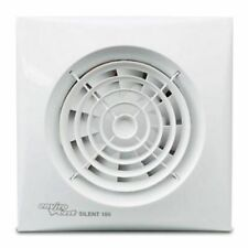 Envirovent SIL100T  230/240V Bathroom Extractor Fan - White